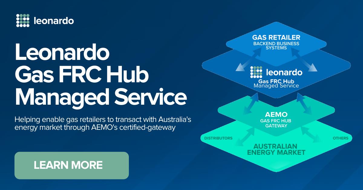 Leonardo Gas FRC Hub Managed Service